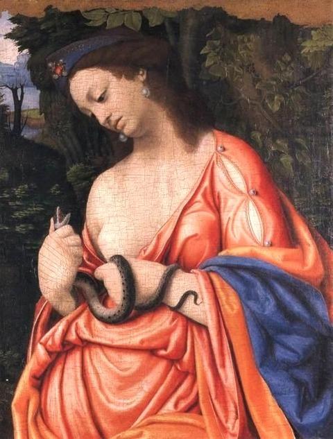 Andrea Solario 16th century