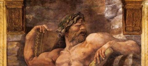 Polyphemus Giulio Romano, 1526-1528 -