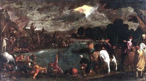 Las_tropas_de_Gedeón  after Pedro Orrente  1580–1645