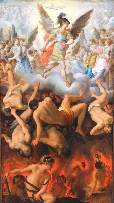 Eugenio Cajes 1605