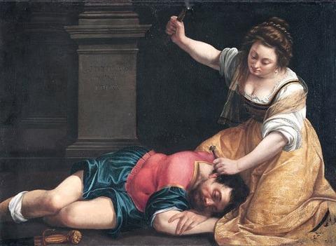 Artemisia Gentileschi  1620