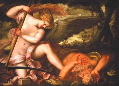 Pietro Liberi  Time Overcome by Truth, 17th