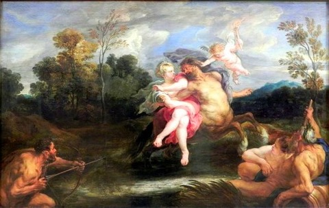 Rubens Werkst Centaur