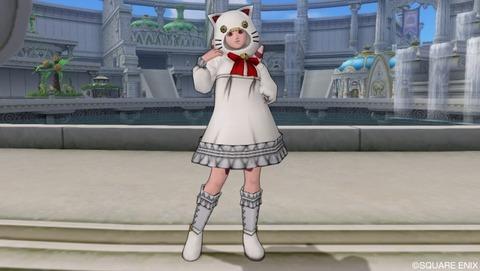 白ネコオーガ