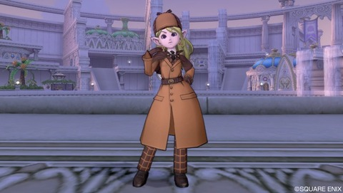 探偵エルフ1