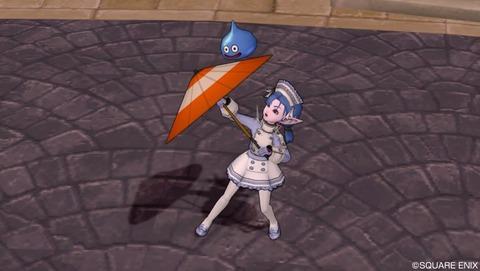 傘まわし1