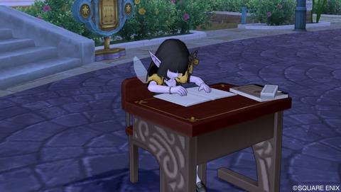 勉強する2