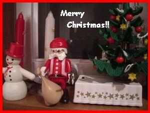 クリスマスちっく