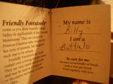 billy名前
