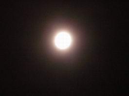 15夜お月様☆