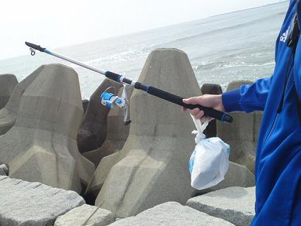 釣り・・・