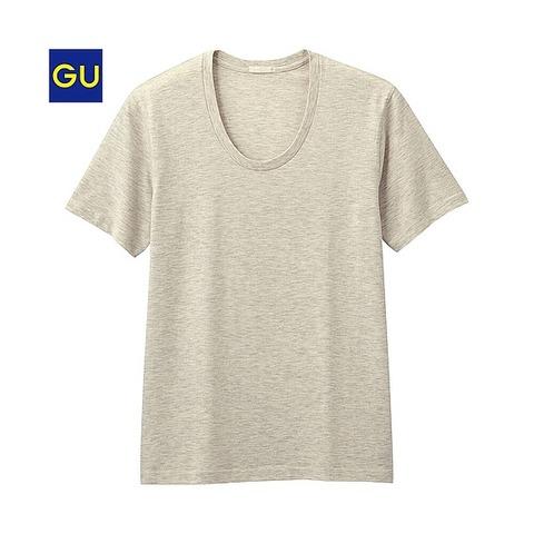 UネックT(半袖)A 490