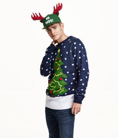クリスマスセーター1