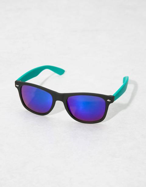 Mirrored sunglasses 1674