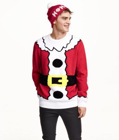 H&Mアグリーセーター