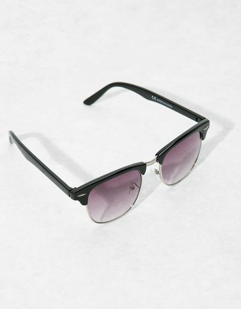 Vintage metallic sunglasses 2106