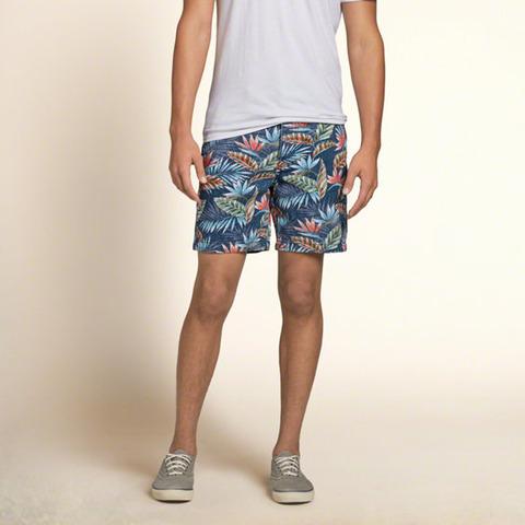 Hollister Beach Prep Fit Shorts 4490