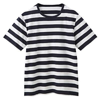 無印良品Tシャツ1