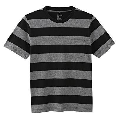 無印良品Tシャツ3