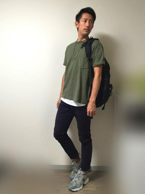 Tシャツ・パンツ