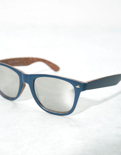 Wood effect sunglasses 1674