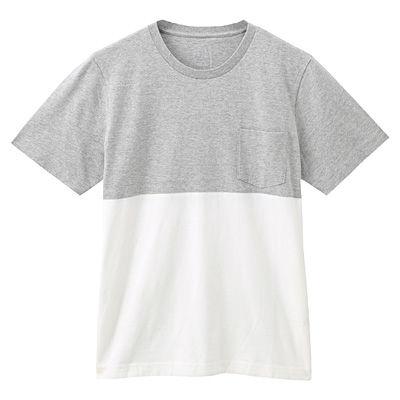 無印良品Tシャツ4
