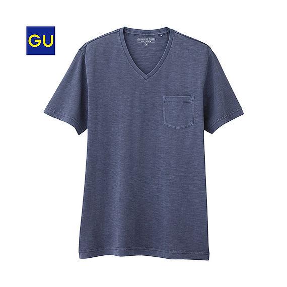 b3bc9f11dc8 GU(ジーユー)のTシャツ No.2 春/夏 : メンズファストファッションナビ