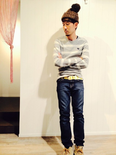 A&F カットソー