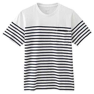 無印良品Tシャツ2
