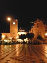 タオルミーナ最後の夜