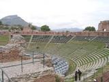 タオルミーナ-ギリシャ劇場1