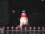 イギリスのクリスマスイルミネーション1