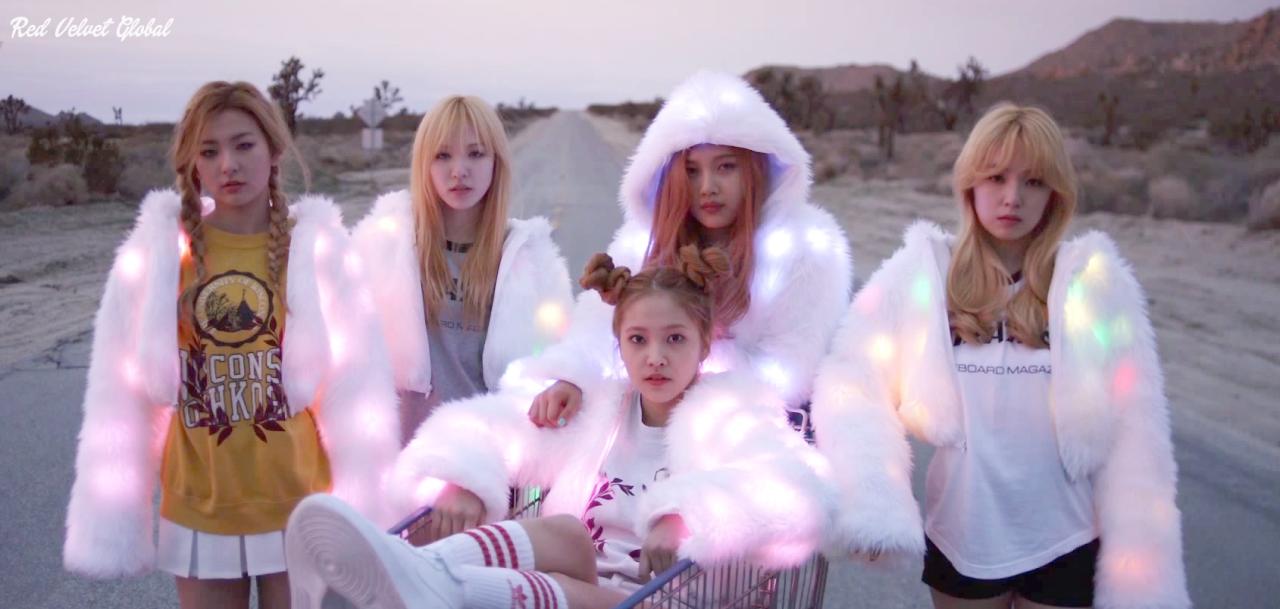 Red Velvet????????????!?Ice Cream Cake?MV : K-POP?????