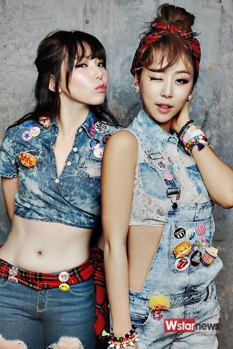 ある意味でハルカリみたい?2人組の女子Lipserviceの「Yum Yum Yum」MV : K-POPの端っこ!