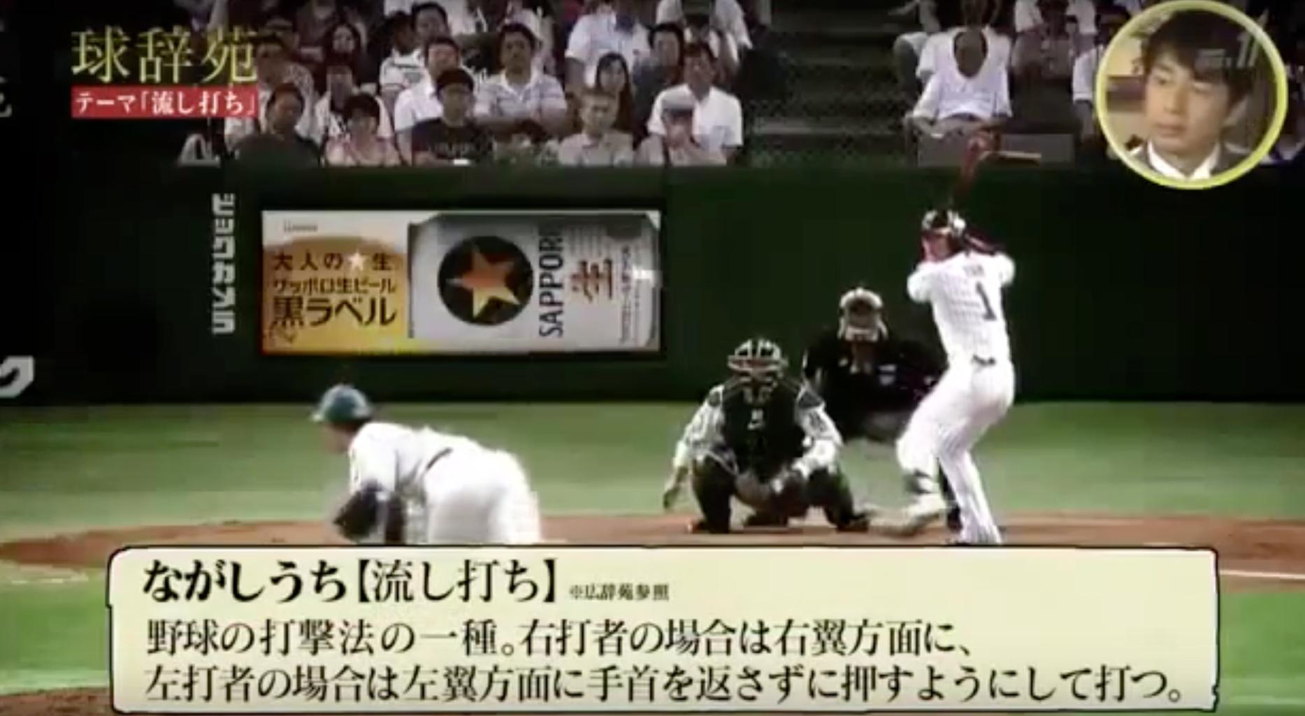 球辞苑 流打ち編考察 : 本日野球...