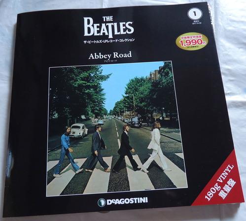 DeAGOSTINI ザ・ビートルズ・LPレコード・コレクション/ABBEY ROAD