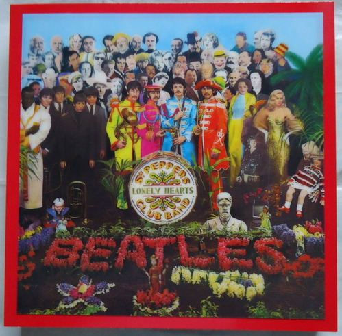 THE BEATLES/SGT. PEPPER'S LONELY HEARTS CLUB BAND 50th SDE-1