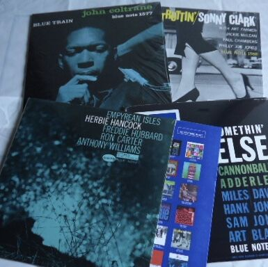 Blue Note 75周年盤 4枚-1