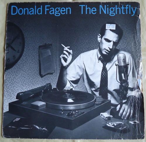 DONALD FAGEN The Nightfly Germany-1
