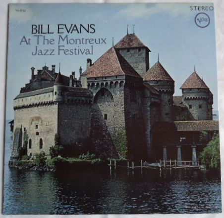 BILL EVANS At The Montreaux Jazz Festival-1