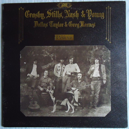 CROSBY, STILLS, NASH & YOUNG/Deja vu/UK Original-1