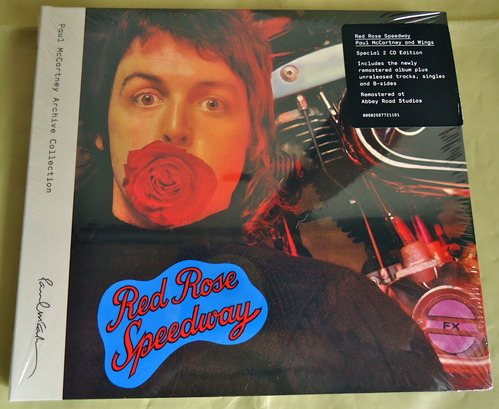PAUL McCARTNEY AND WINGS/RED ROSE SPEEDWAY