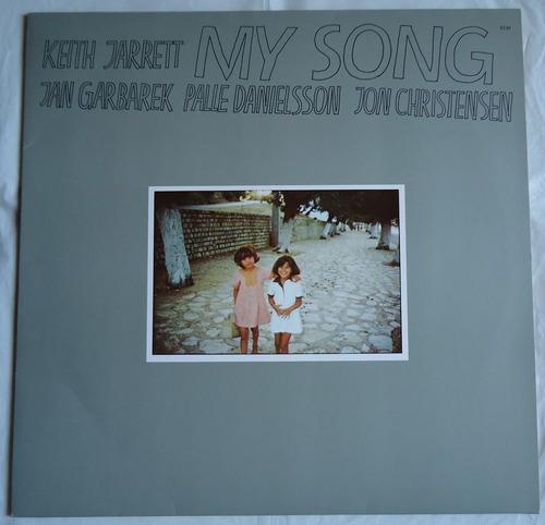KEITH JARRETT/MY SONG ECM 1115-1