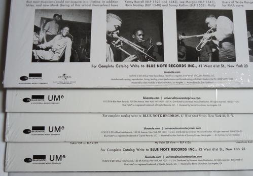Blue Note 75周年盤 4枚-2
