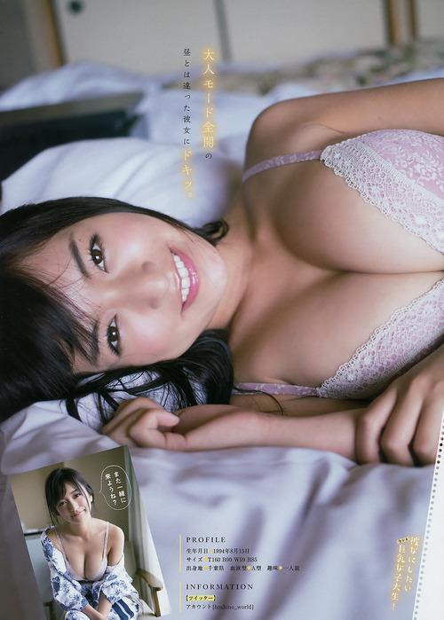 ☆HOSHINOの巨乳画像 (4)