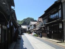 SHOCKING!!!:夏のももねこ様祭り&竹原観光 part3 町並み保存地区