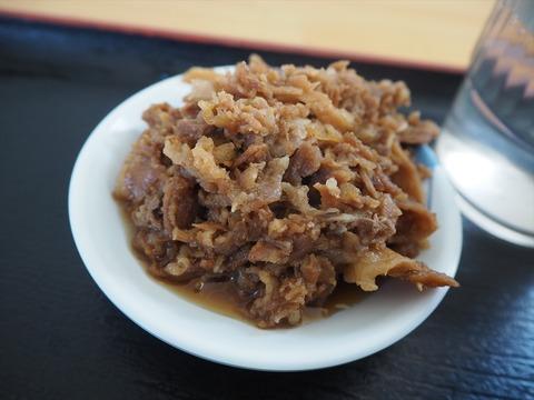 うどん世論調査【1回目 肉ぶっかけの麺の太さは?】