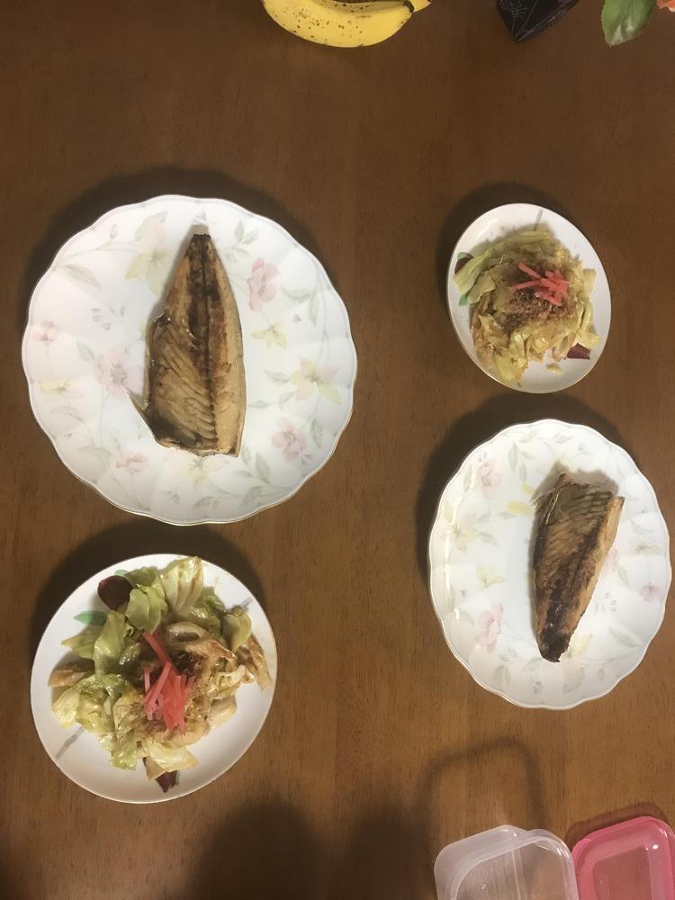 【画像】新婚さんが晩御飯作ったょ