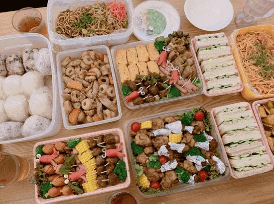 【画像】辻希美さんが運動会の日に作った弁当をご覧くださいwwwwww