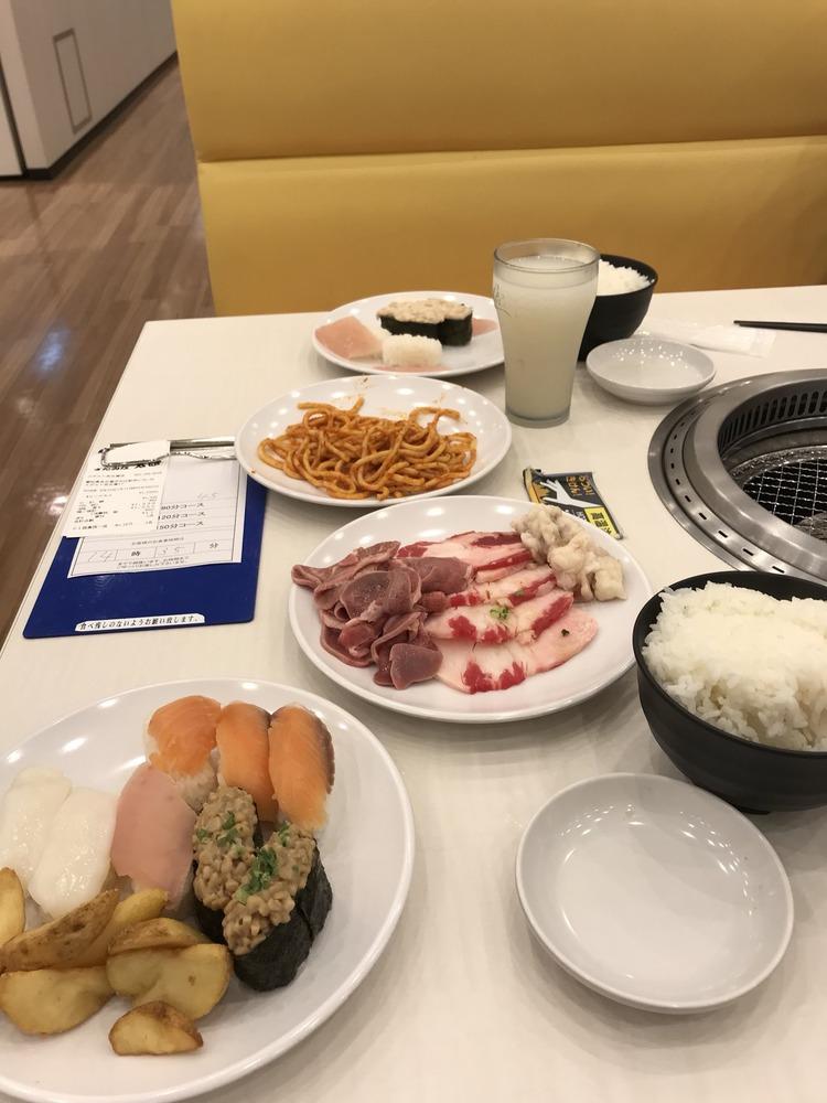 【朗報】すたみな太郎とかいう食べ放題楽しすぎワロタwwwwwwwwwww